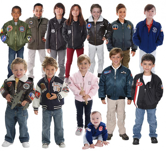 up and away jackets