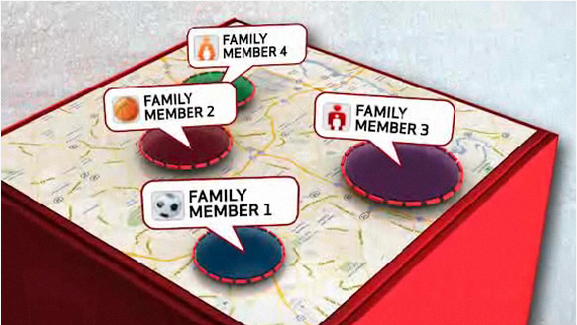 verizon family locator