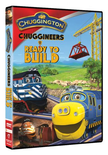 Chuggineers Ready To Build 3D