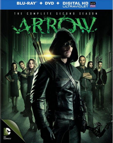 arrow second season
