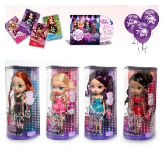 beatrix girls prize pack