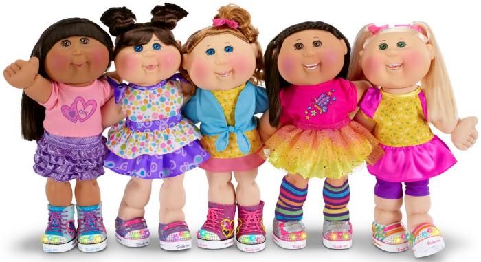 Bring Old School to New School With Cabbage Patch Twinkle Toes