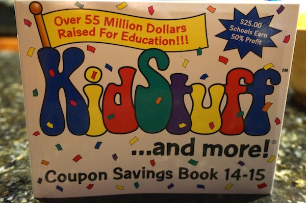 kidstuff coupon book 1