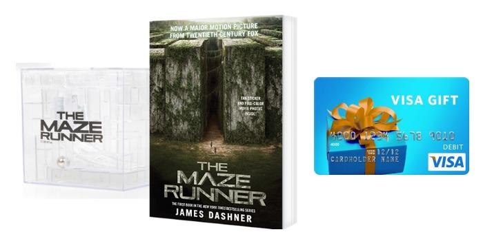 maze runner prize pack