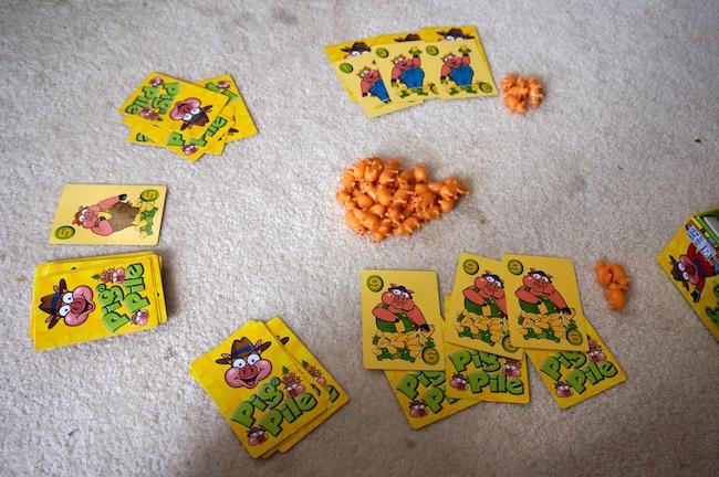 pig pile game 1