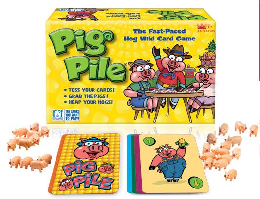 pig pile