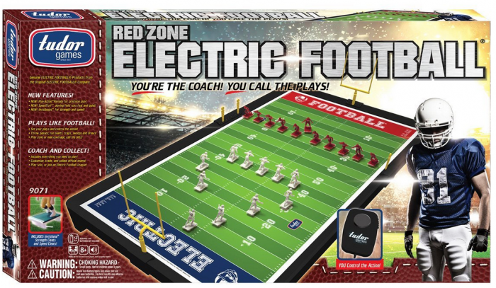 red zone electric football 1