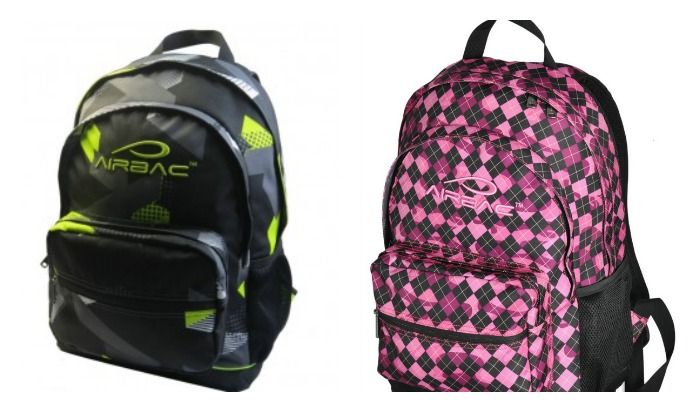 airbac backpacks styles