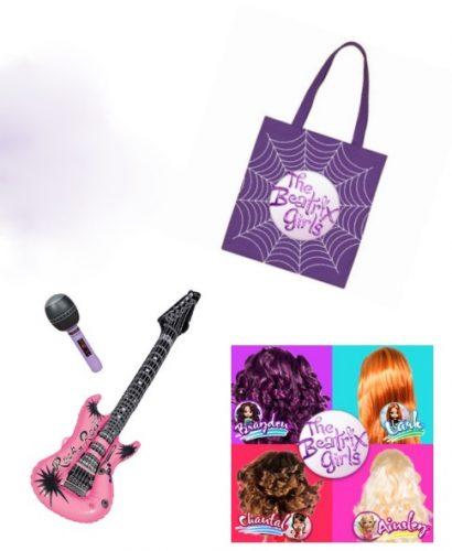 beatrix girls popstar club prize