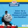 thomas train prize pack