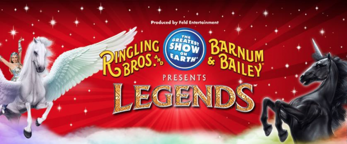 Ringling Bros. and Barnum & Bailey® Legends is Here in #Chicago! {Review} #Circus #OnlyAtTheCircus #GreatestShowonEarth #RinglingBros