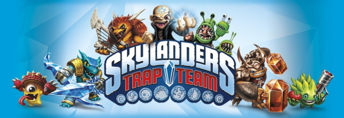 Play As a Villain? Yep, Skylanders Trap Team {Review}