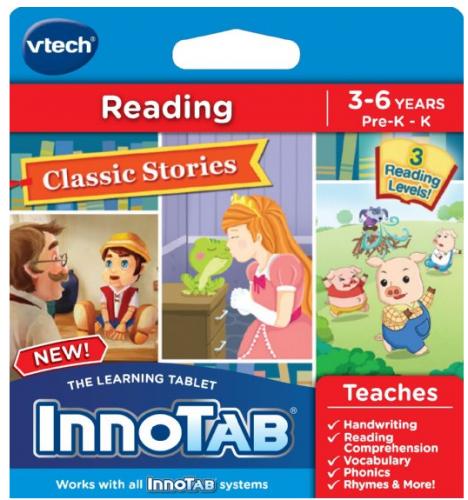 vtech InnoTab Classic Stories