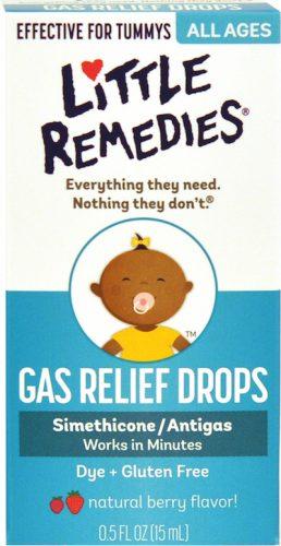 Little Remedies_gas relief drops .5oz