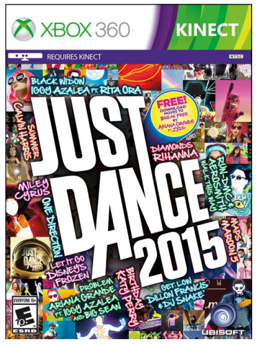 XBOX 360 Game Review: Just Dance 2015