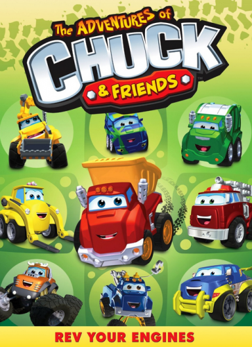 The Adventures Of Chuck And Friends Rev Your Engines