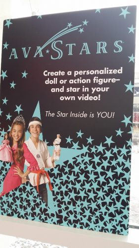 Create Your Own Doll or Action Figure Plus Video From AvaStars