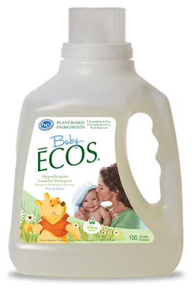 Products Safe For Babies & Families Thanks to Baby ECOS {Review}