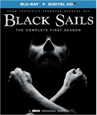 black sails blu ray
