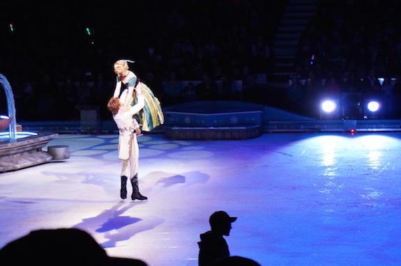 disney on ice frozen 7
