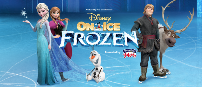 Disney on Ice Presents Frozen & It's Coming to Chicago! {Review}