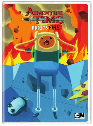 ADVENTURE TIME FROST AND FIRE