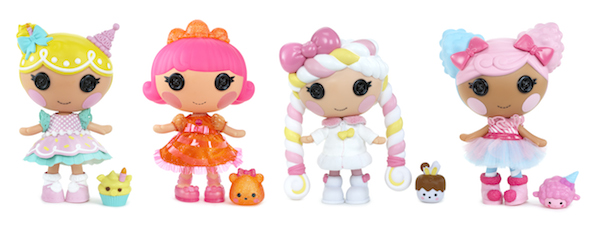 Lalaloopsy Sugary Sweet Littles Doll Asst FW 01