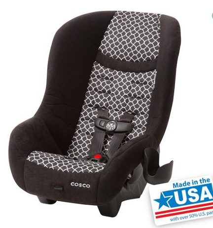 A Convertible Car Seat Under $50 That is Also Made in America? {Review}