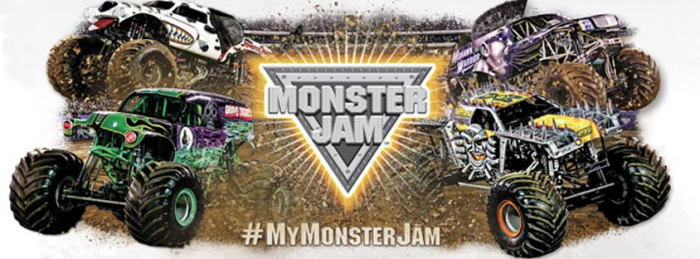 my monster jam logo
