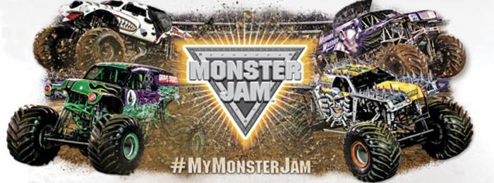 Monster Jam Heading to Allstate Arena in Chicago #MoreMonsterJam {Review}