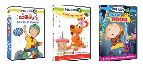 pbs dvds kids