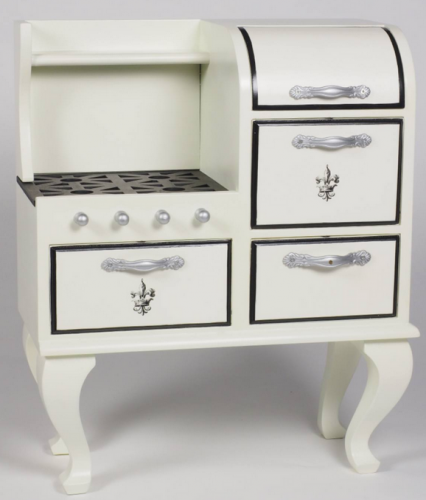 queens treasures American Style Stove