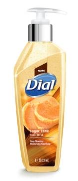 Dial Sugar Cane Husk Scrub