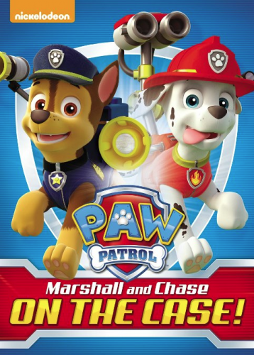 Paw Patrol Marshall & Chase on the Case