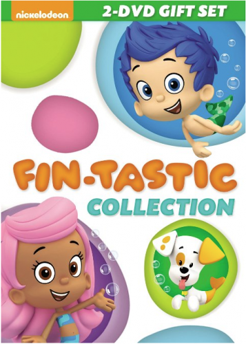 bubblie guppies fintastic collection