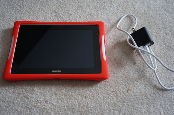 Fuhu Nabi DreamTab, the First Tablet for Kids {Review} - Mom
