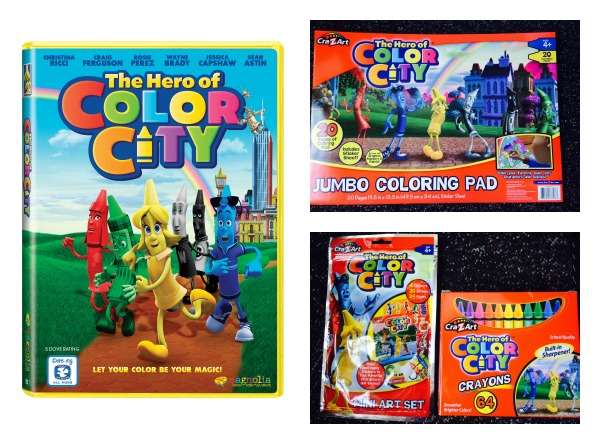 the hero of color city prize