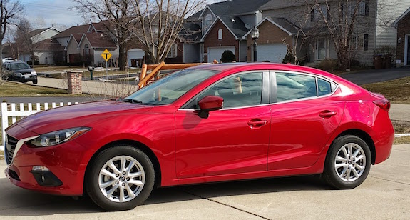 2015 Mazda3 {Car Review} #Mazda3 #SKYACTIV @MazdaUSA