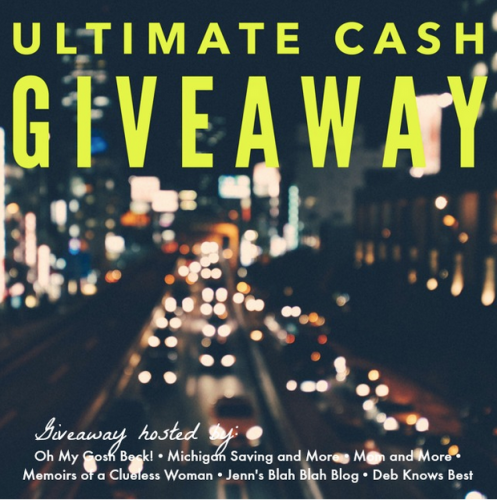 ultimate cash giveaway may
