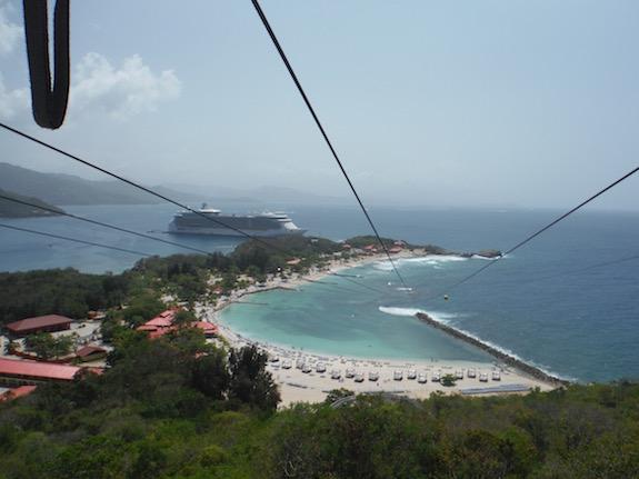 freedom of seas labadee haiti 17