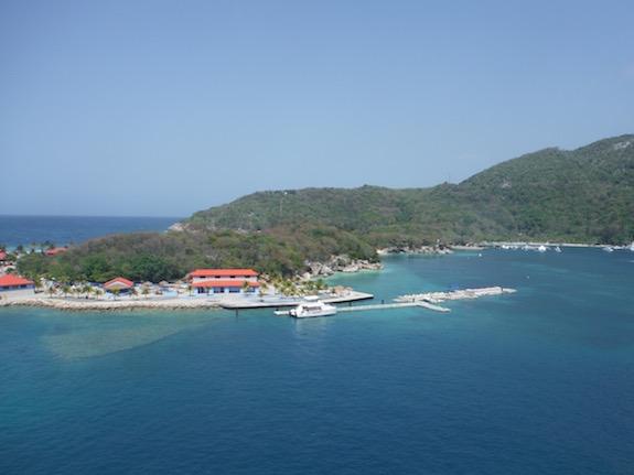 freedom of seas labadee haiti 19