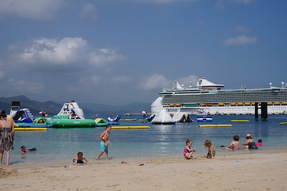 freedom of seas labadee haiti 4