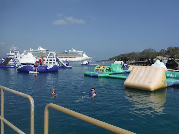 freedom of seas labadee haiti 8