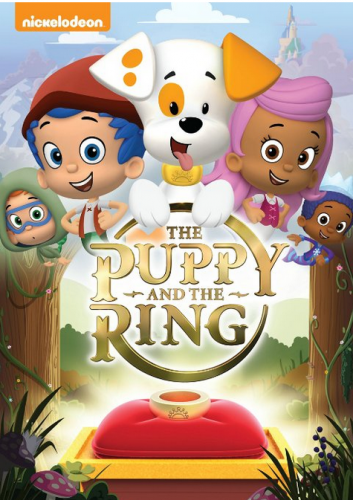Bubble Guppies The Puppy & The Ring