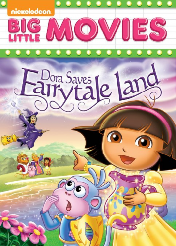 Dora the Explorer Dora Saves Fairytale Land