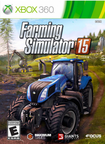 "Xbox 360 Game: ""Farming Simulator 15"""
