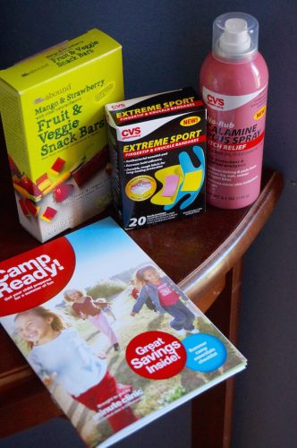 Getting Ready for Summer & Camp With Help From CVS @MinuteClinic #ReadySetCamp