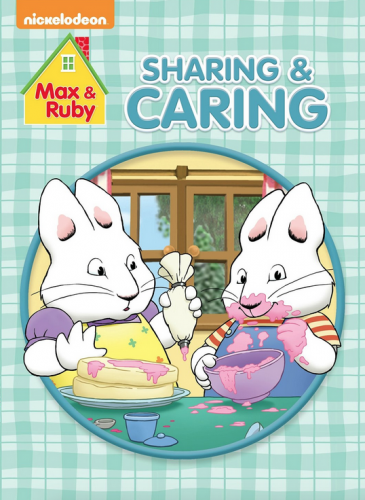dvd Max & Ruby Sharing & Caring