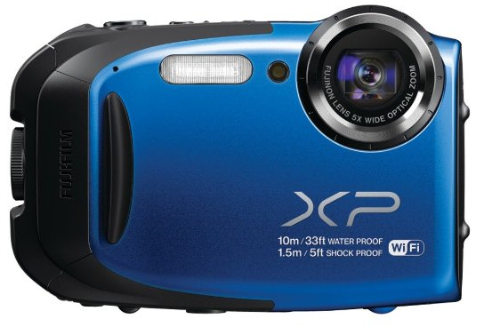 Going Underwater & More with my Fujifilm XP70 16 MP Digital Camera
