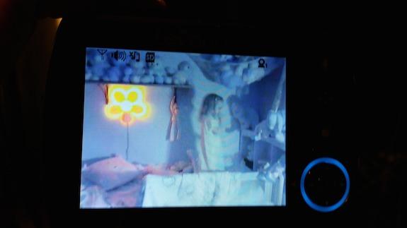 keera levana video monitor 1